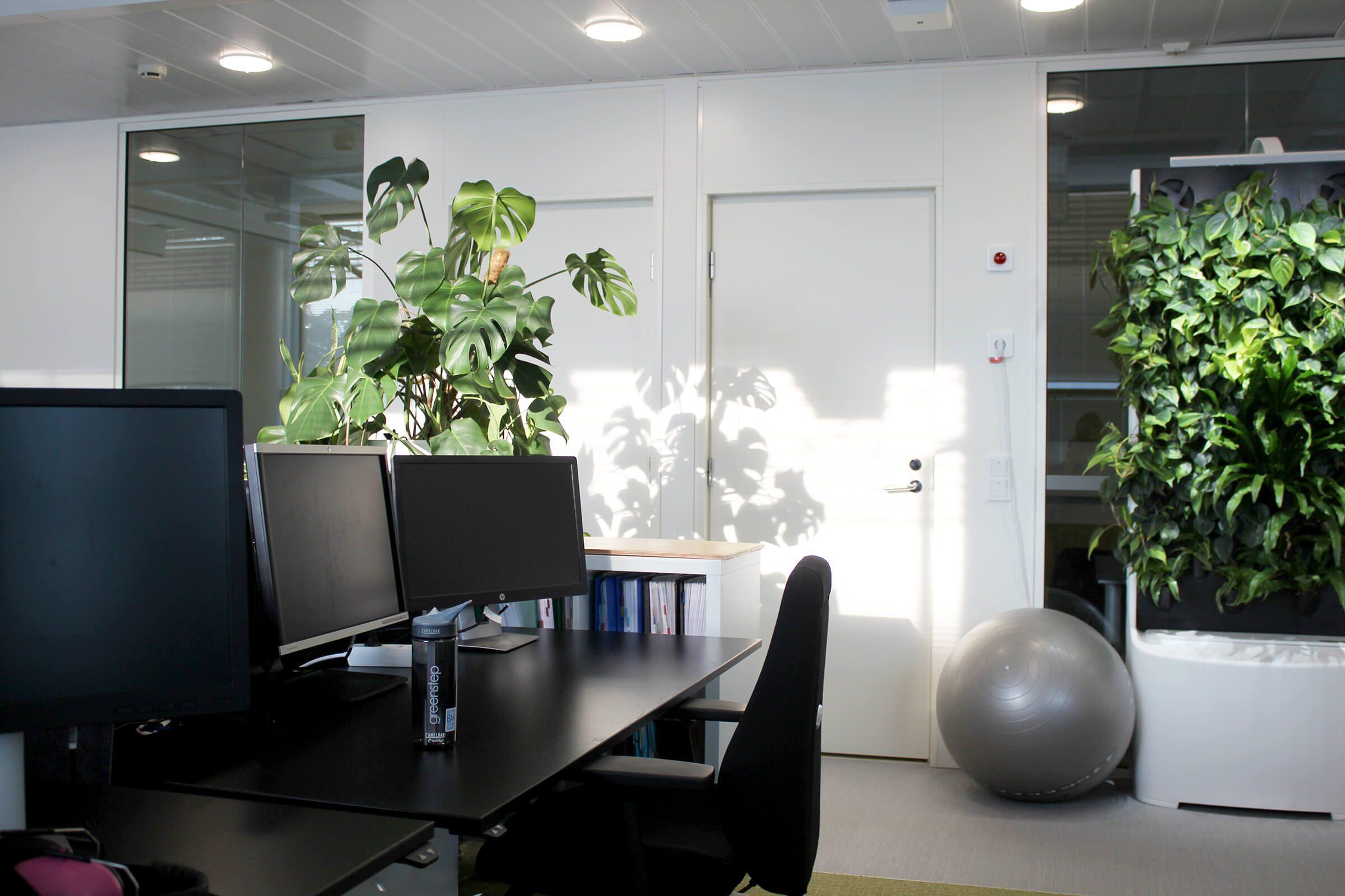 Tee toimistostasi viihtyisä keidas, poimi parhaat vinkit Habitaresta!